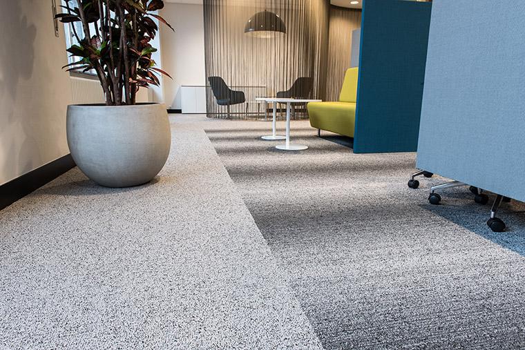 Teppichboden für Büroräume