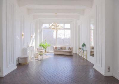 Parkettboden für Wohnungen von der Parkett- & Bodenzentrum Tomicic GmbH & Co. KG