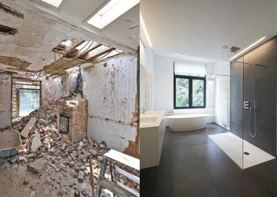 Sanierung mit der Parkett- & Bodenzentrum Tomicic GmbH & Co. KG