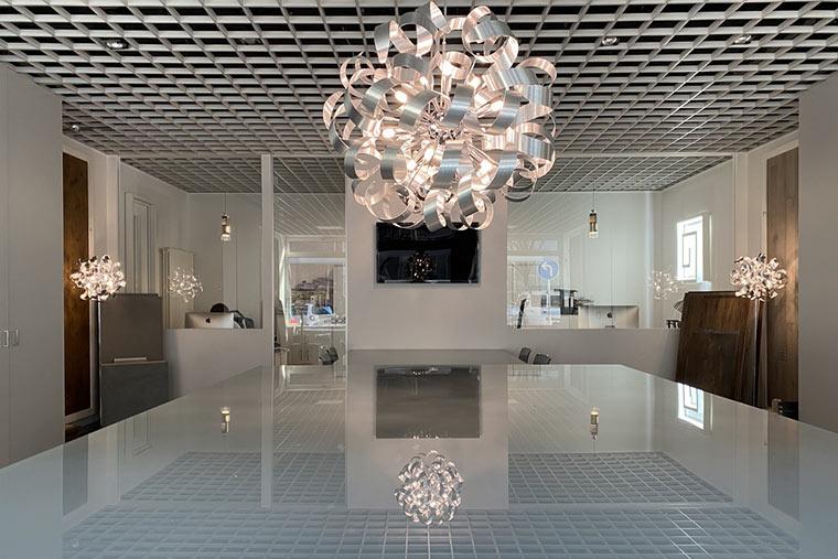 Showroom von der Parkett- & Bodenzentrum Tomicic GmbH & Co. KG in München